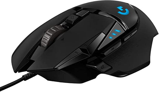 Mouse Gamer Inalámbrico G502 LOGITECH | Color Negro
