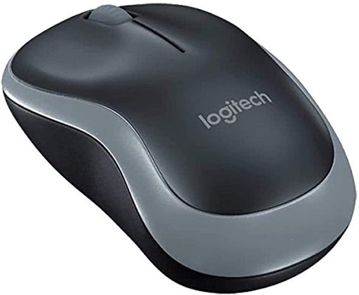 Mouse Inalámbrico Logitech M185 | Color Negro