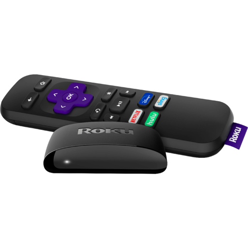 Reproductor multimedia de streaming HD - ROKU