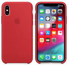 FUNDA SILICONA IPHONE X