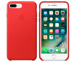 FUNDA CUERO IPHONE 7 PLUS