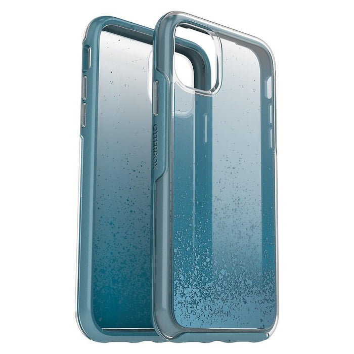 OTTERBOXCASESYMMETRY CLEAR IPHONE 11BLUE