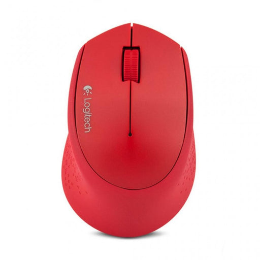 Mouse Inalámbrico Logitech M280 | Color Rojo