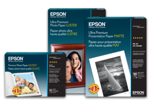 PAPEL EPSON VALUE PHOTO GLOSSY 4X6 100HOJAS