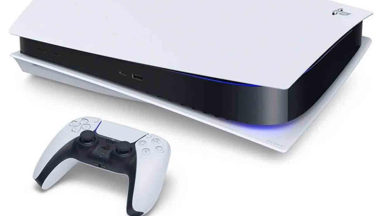 PlayStation®5 | Consola de Video Juegos con disco Blue-Ray