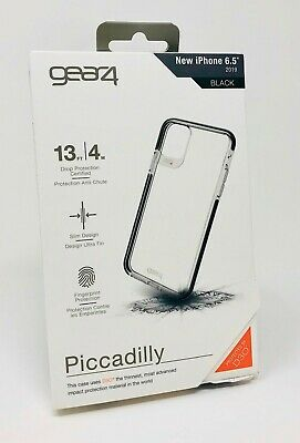 GEAR4-CASES-PICCADILLY-NEW IPHONE 11 MAX-FG-BLACK