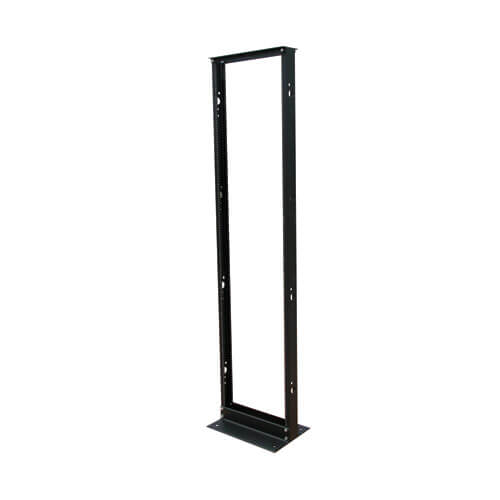SmartRack 2-post open frame 45U