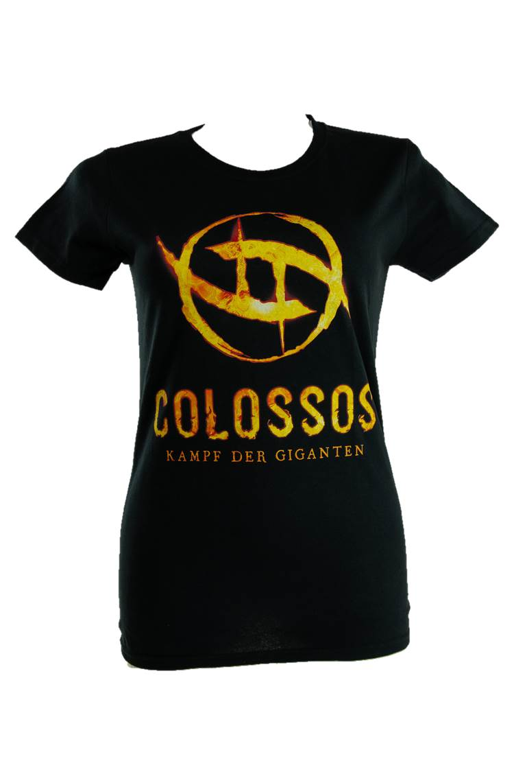 Colossos T-Shirt black Ladies