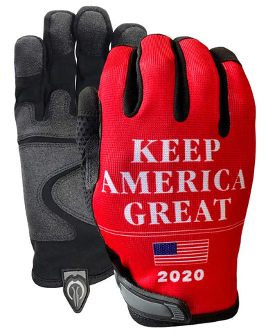 Trump KAG gloves from Industrious Handwear
