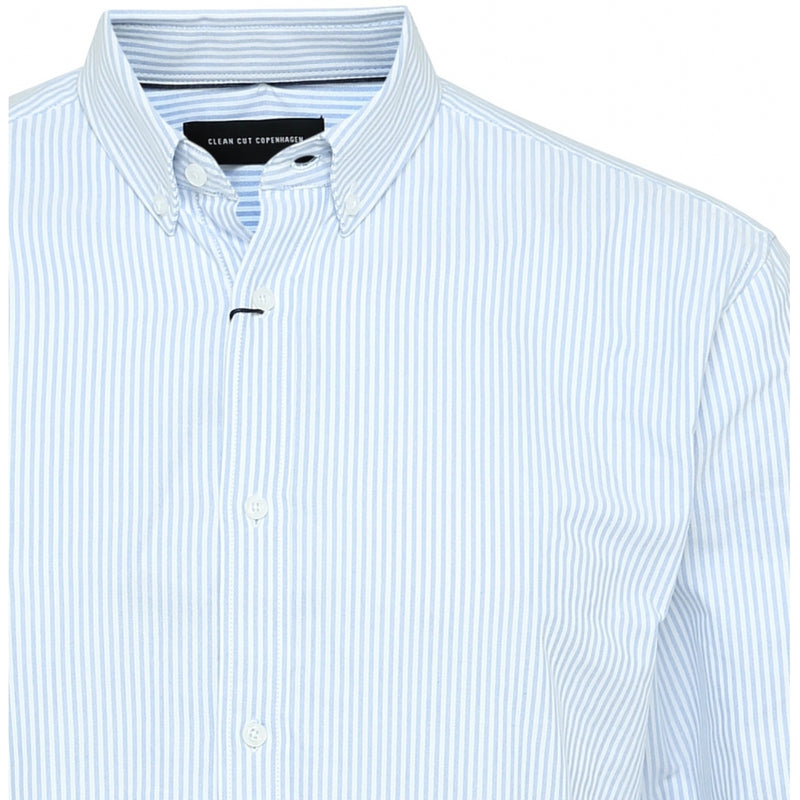 Oxford Stripe Skjorte