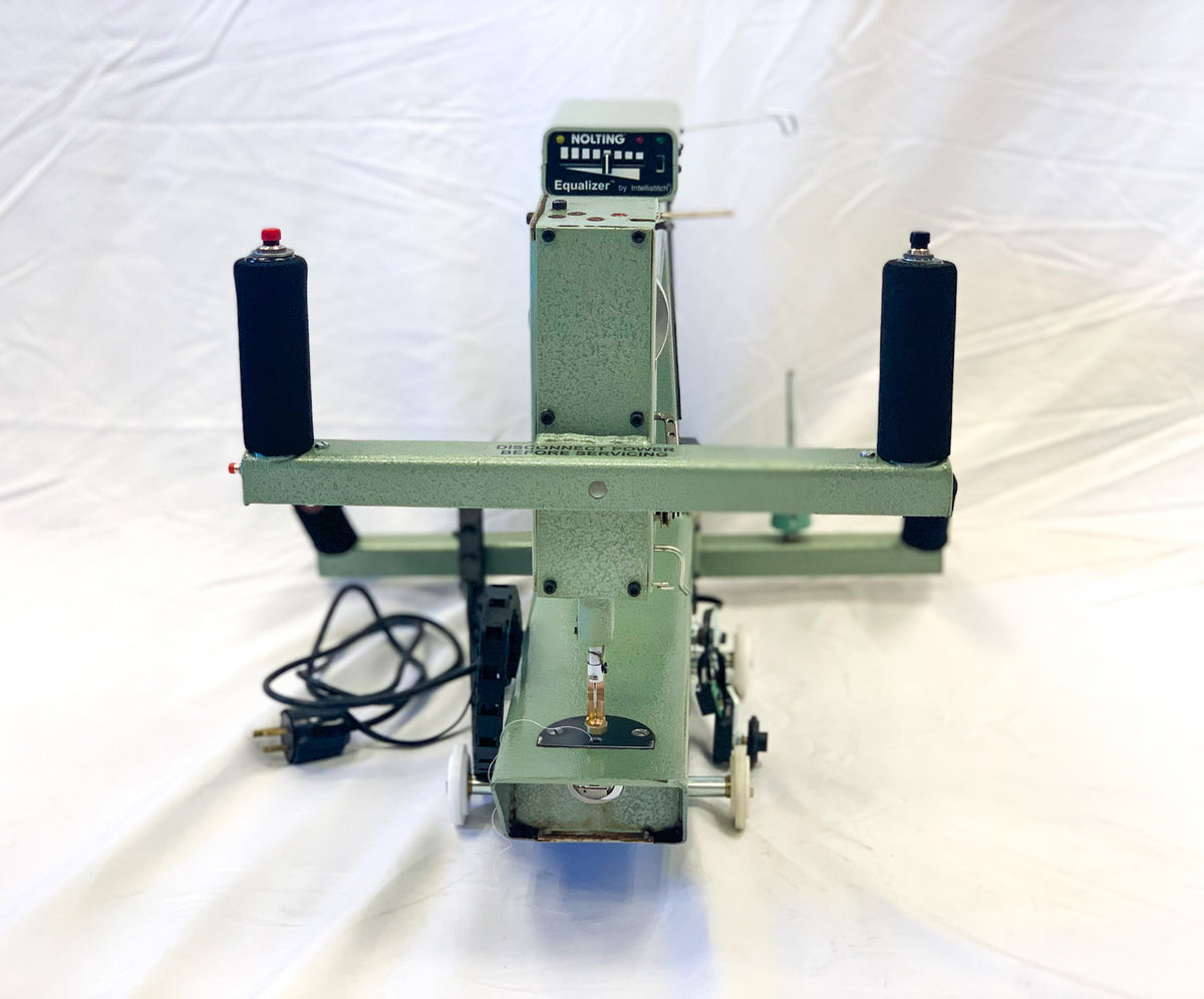 "2004 - 16"" Retrofitted Commercial Green w/ Stitch Regulator L Bobbin"