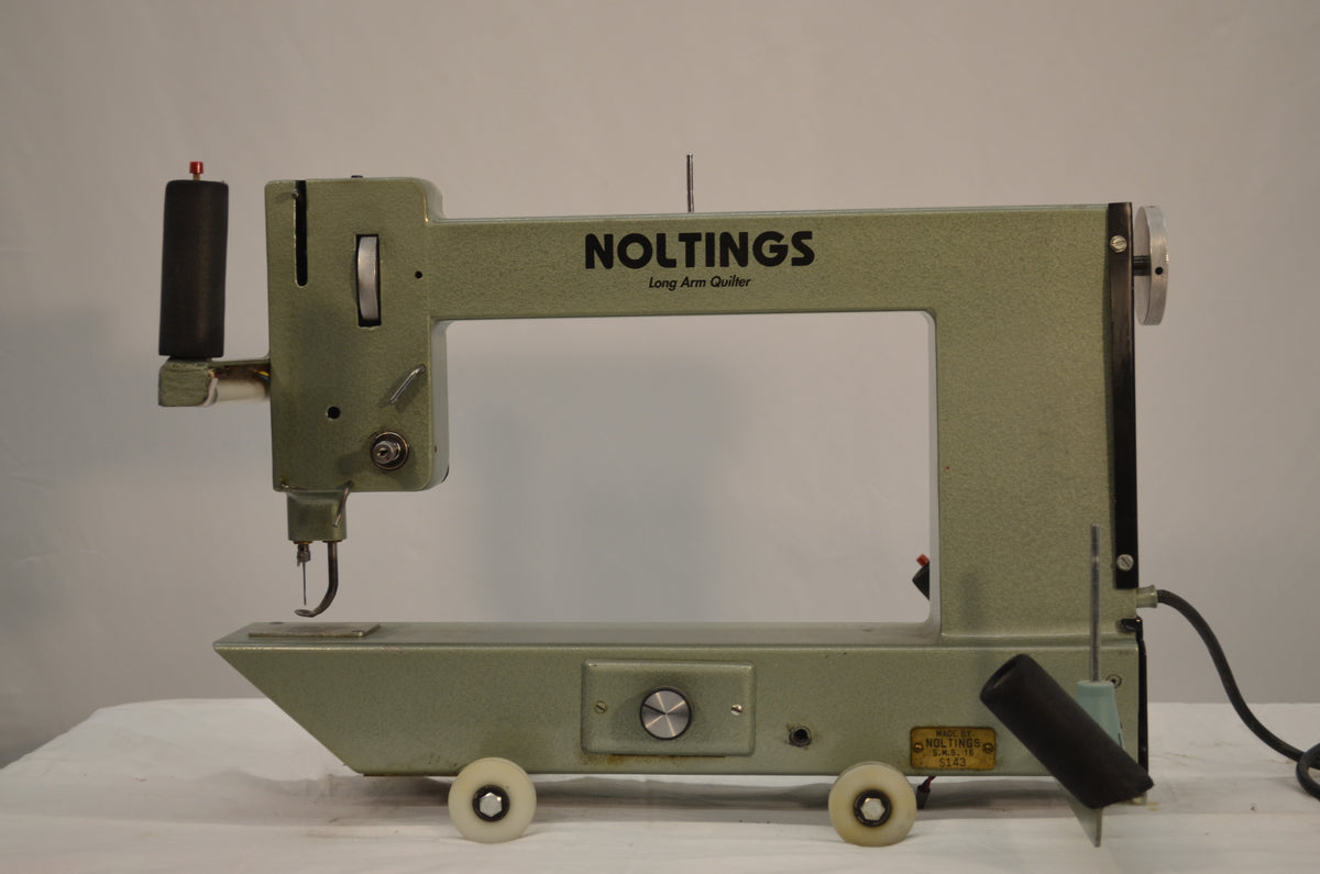 "1991 Nolting 16""Commercial (Green) L Bobbin"
