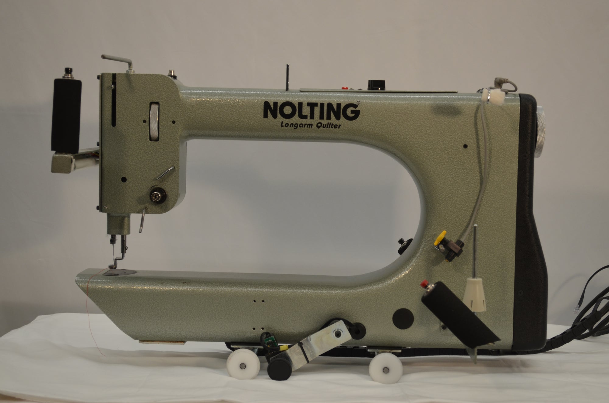 "2006 Nolting 18"" Commercial (Green) L Bobbin"