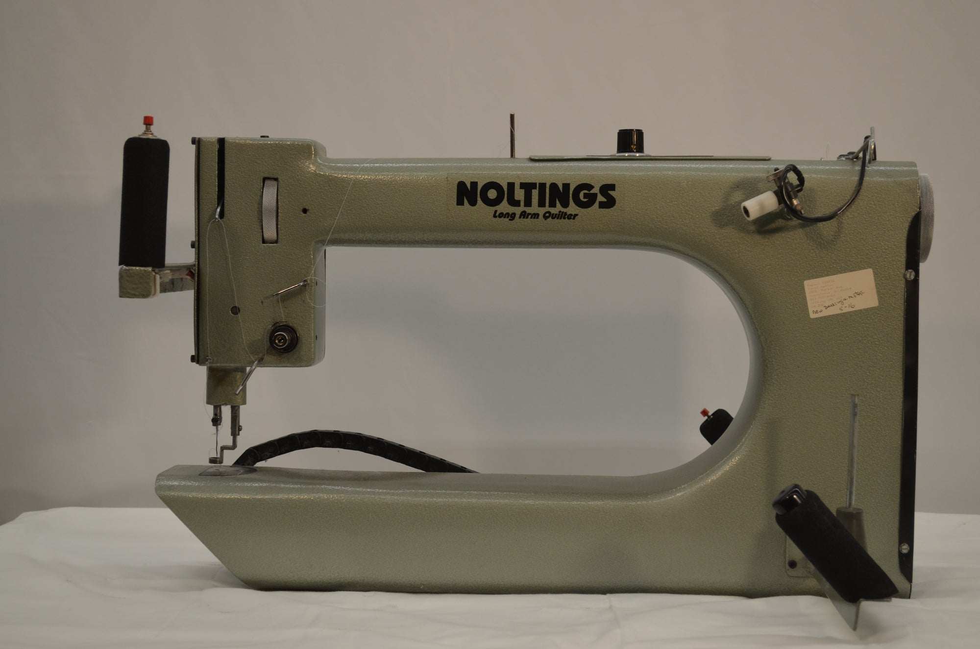 "2000 Nolting 18"" Standard Speed (Green) L Bobbin"