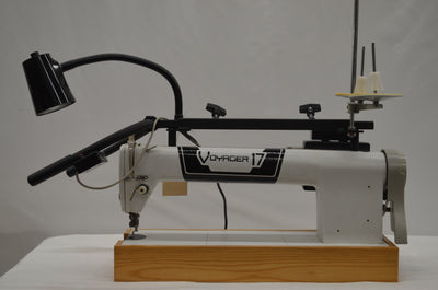 Hinterberg Voyager w/SLR and Stretch Frame
