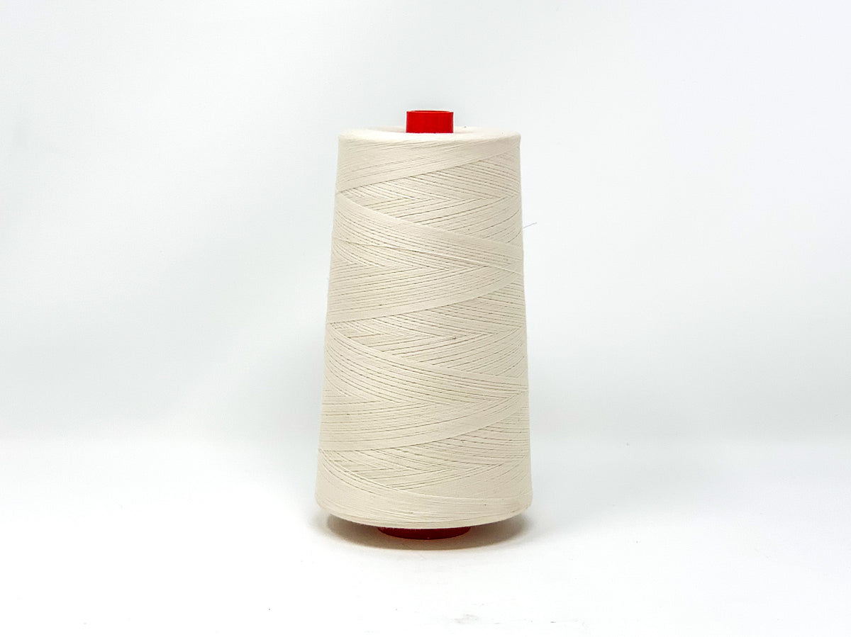 Large Spool Cotton Poly Wrapped Thread
