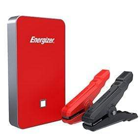 ENC8K-R Energizer Heavy Duty Jump Starter 7500mAh w/ UL Battery (Red)