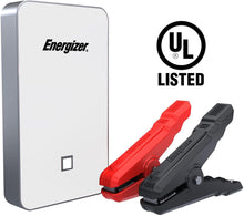 Load image into Gallery viewer, ENX8K-W Energizer Heavy Duty Jump Starter 7500mAh  UL Battery (White)