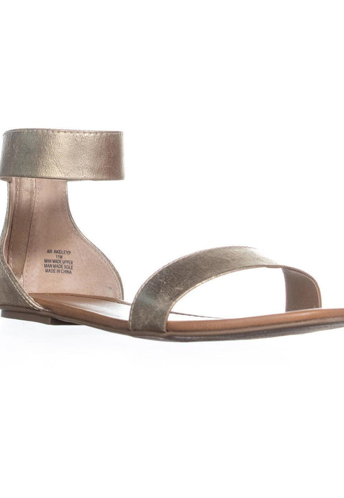 American Rag Keley Two-Piece Sandals Platino