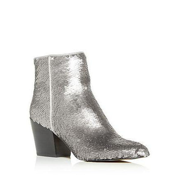 Dolce Vita Coltyn Chrome High-Top Boot