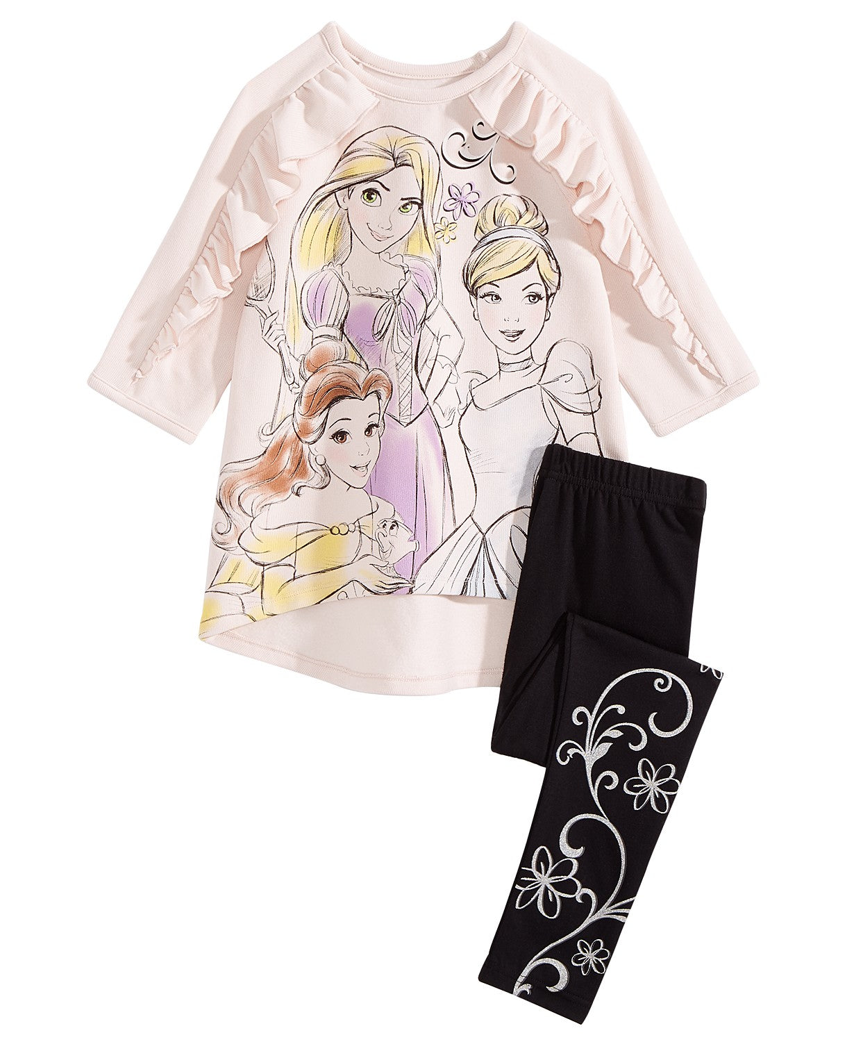 Disney Toddler Girls Princesses Top