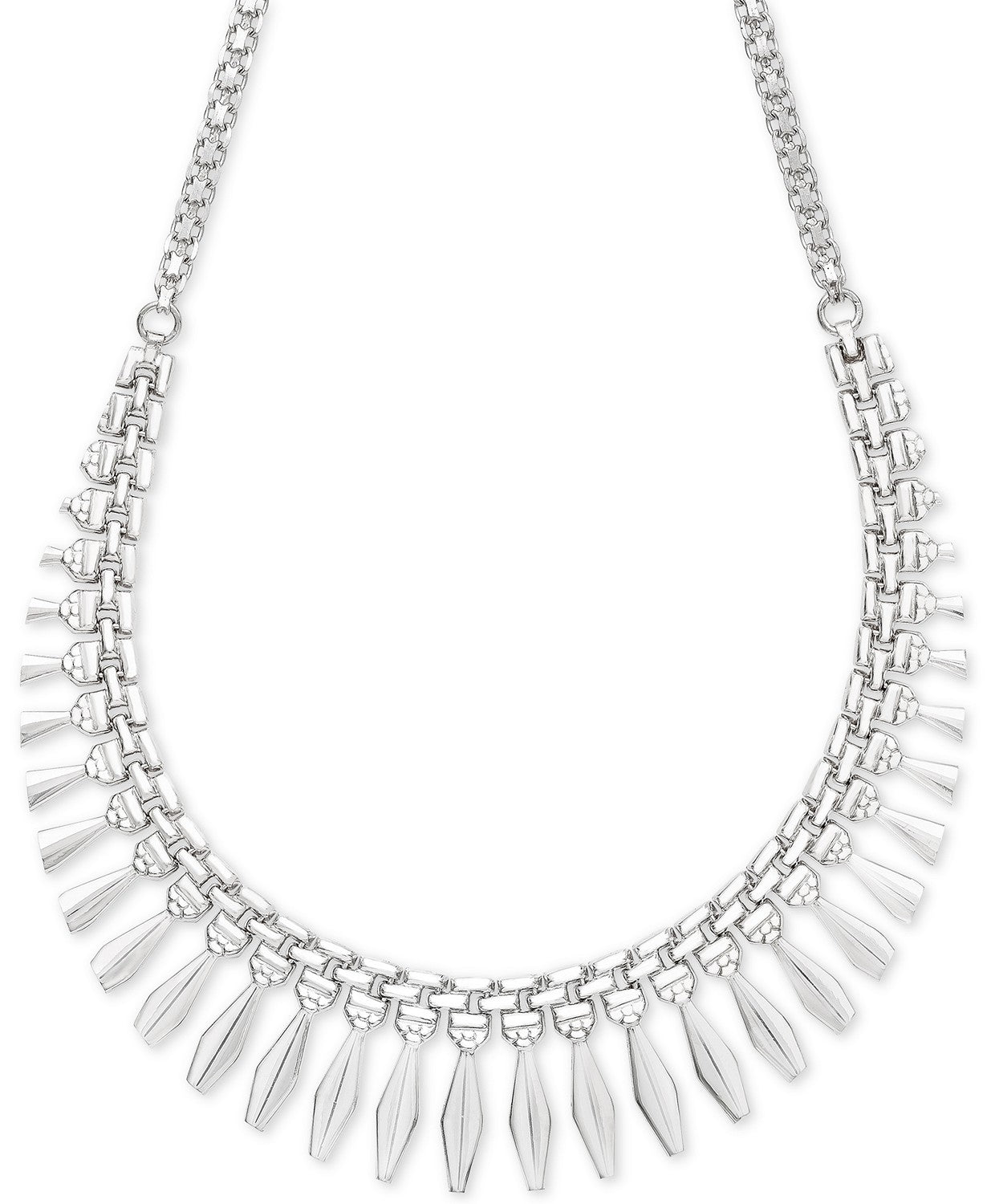 "Giani Bernini Cleopatra 18"" Statement Necklace in Sterling Silver"
