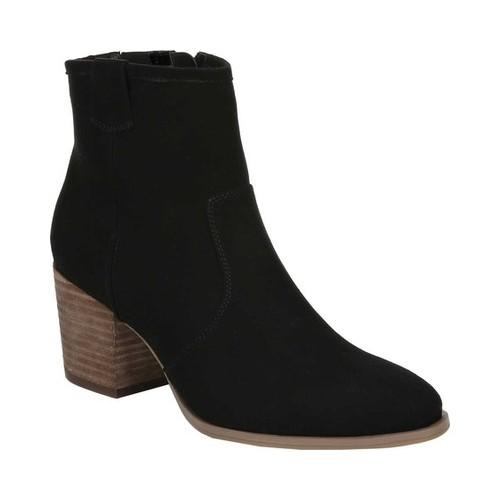 Carlos by Carlos Santana Rowan Booties - Black