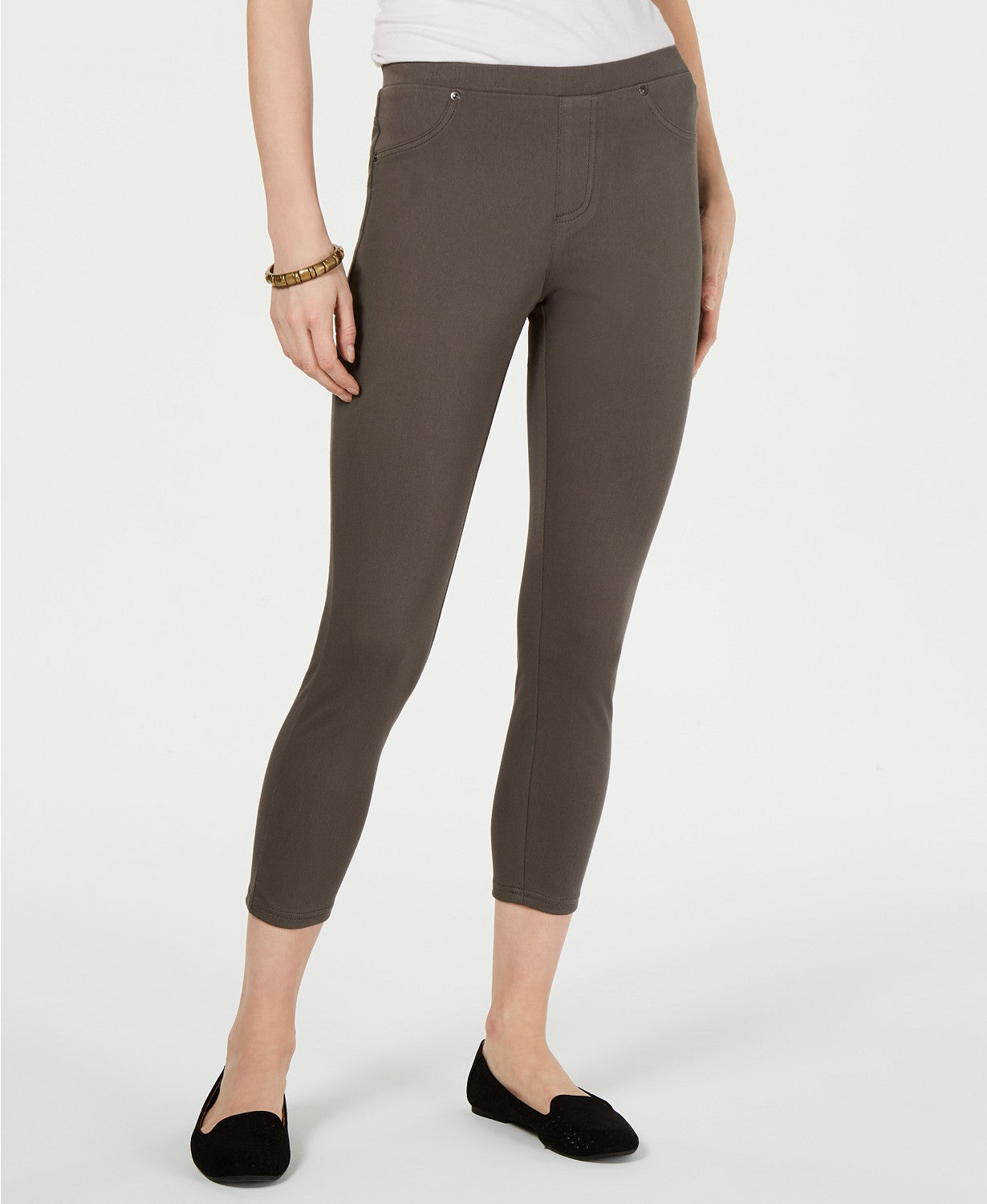Style & Co Twill Capri Leggings