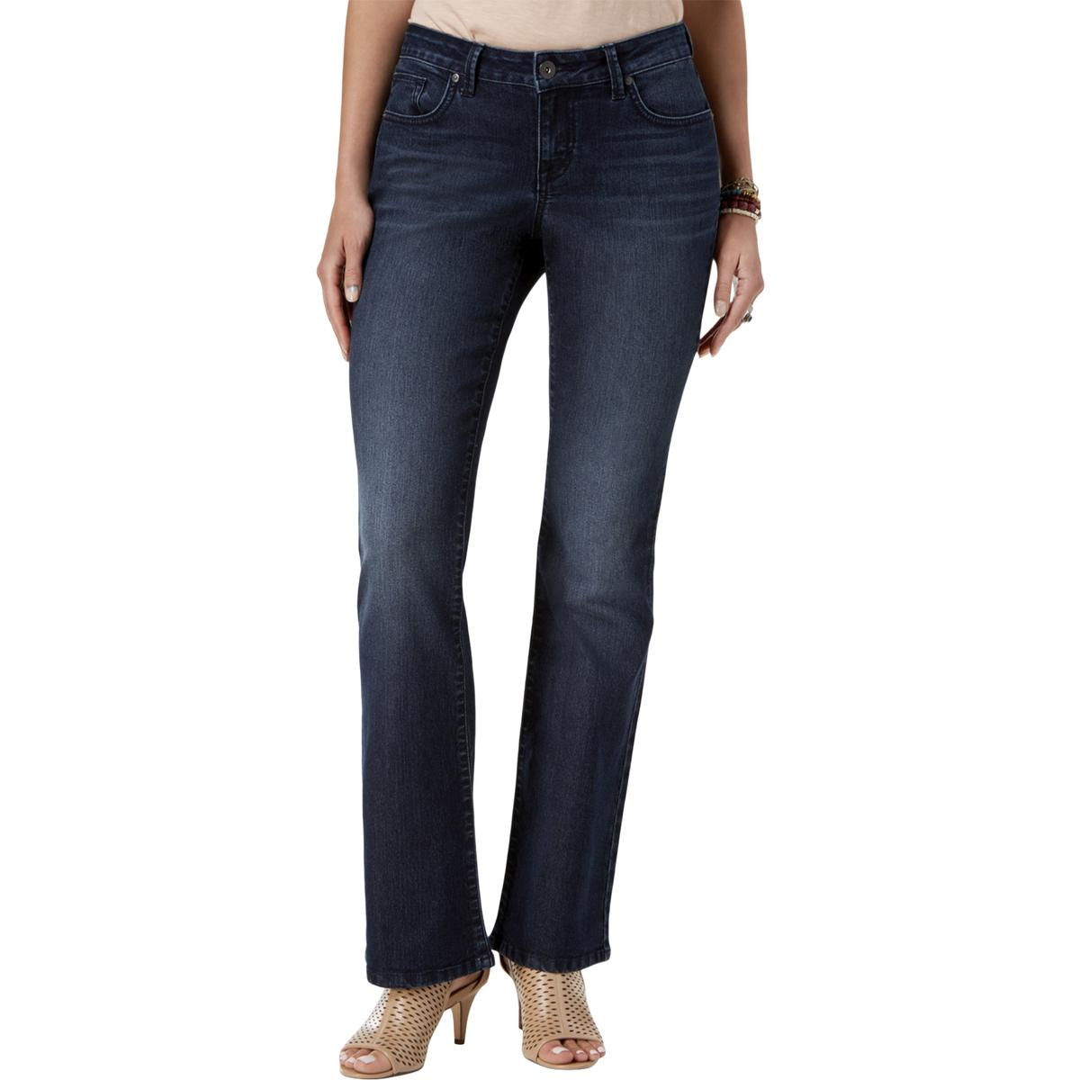 Style & Co. Curvy-Fit Bootcut Jeans