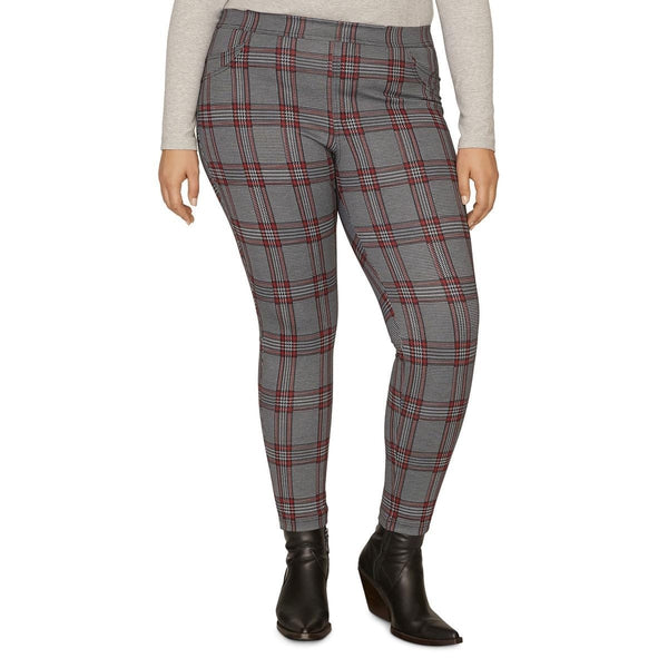 Sanctuary Grease Legging Houndstooth