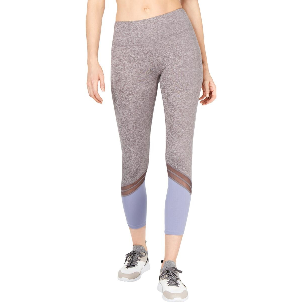 Ideology 7/8 Colorblocked Leggings