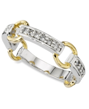 Charter Club Ring, Cubic Zirconia Circle Band