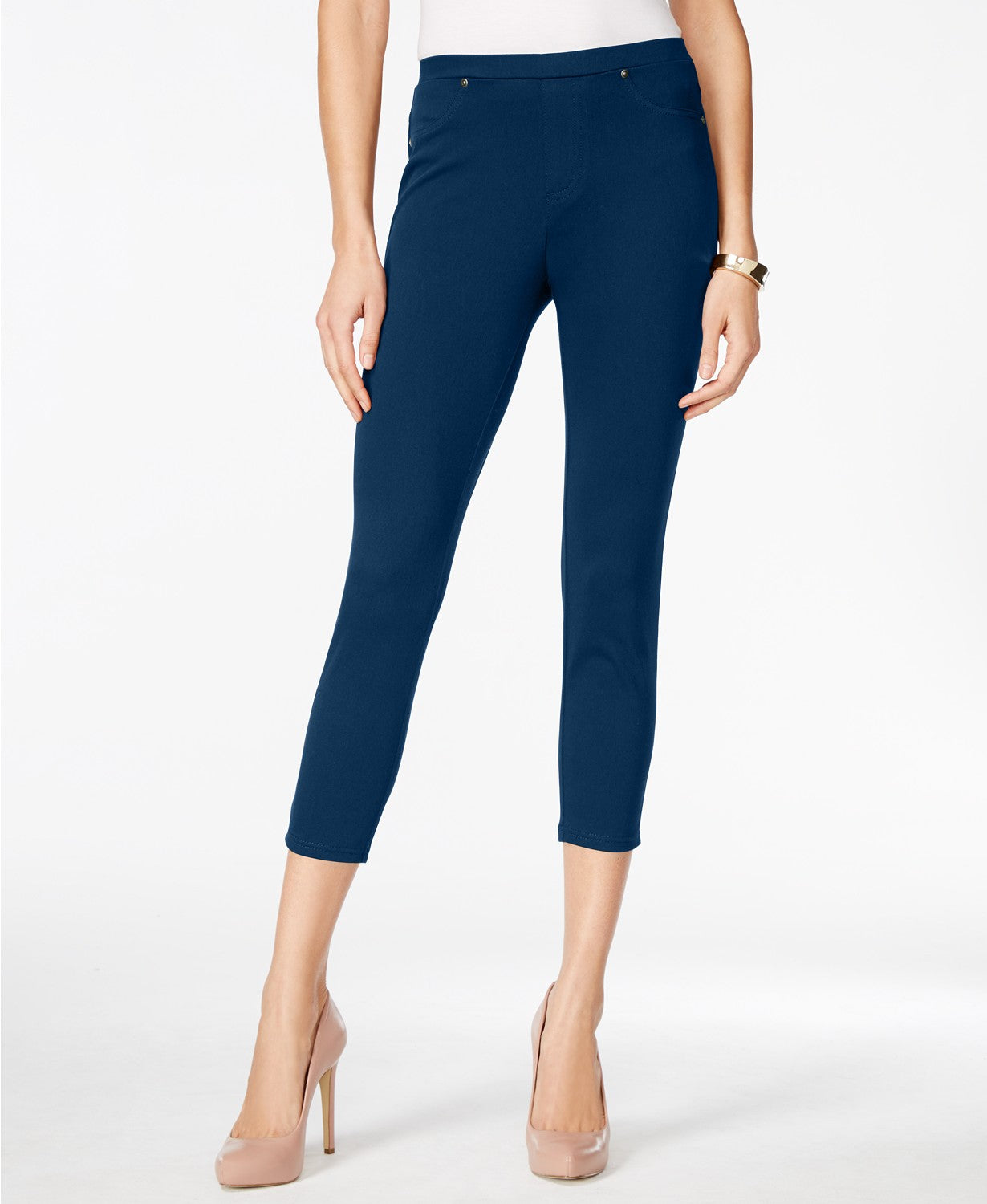 Style & Co Petite Pull-on Capri Pants