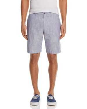 The Men's Store at Bloomingdale's Linen Cotton Shorts - 100% Exclusive