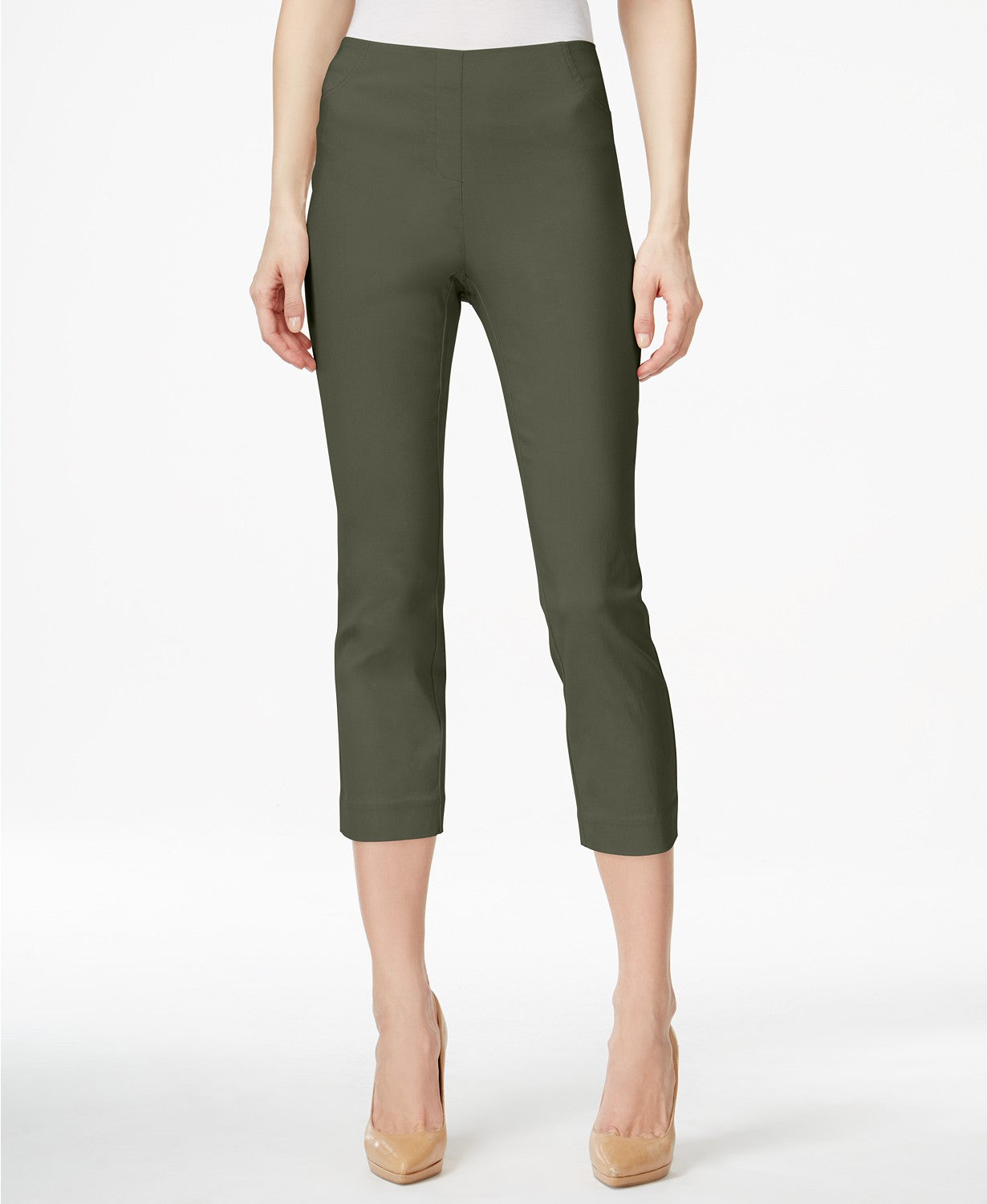 Style & Co Pull-on Capri Pants