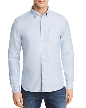 The Men's Store Regular Oxford Fit Sport Shirt