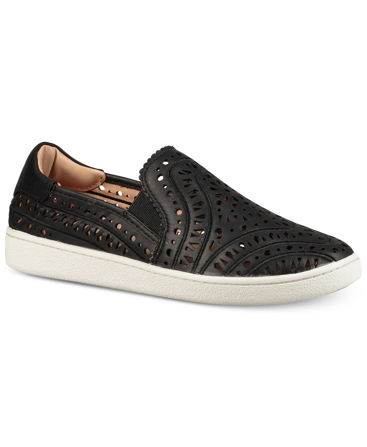 UGG® - Cas Perforated Slip-On Sneakers