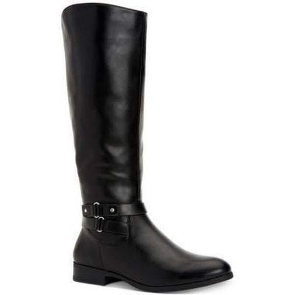 Style & Co Kindell Riding Boots Black