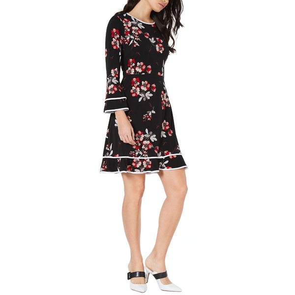 Alfani Plus Sizes Dress - Block Noveau