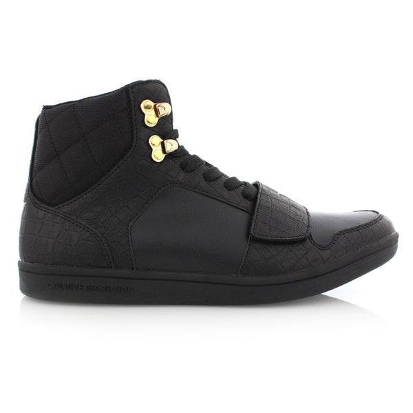 Creative ReCreation Cesario Black and Gold