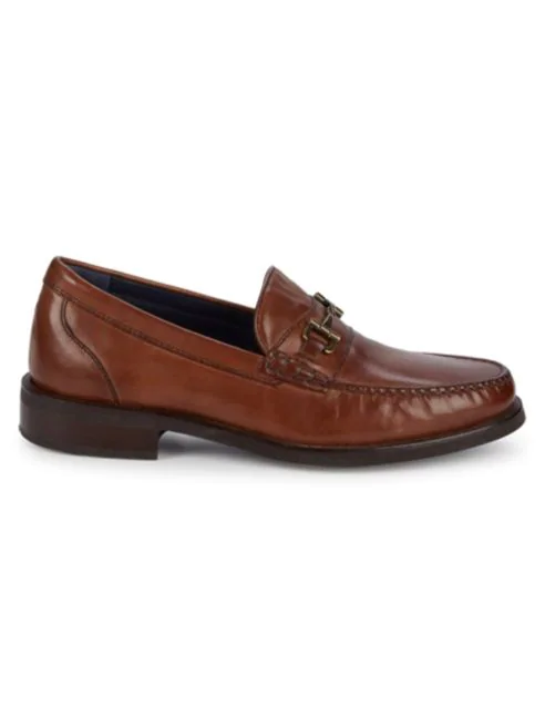 Cole Haan - Pinch Sandford Classic Leather Loafers