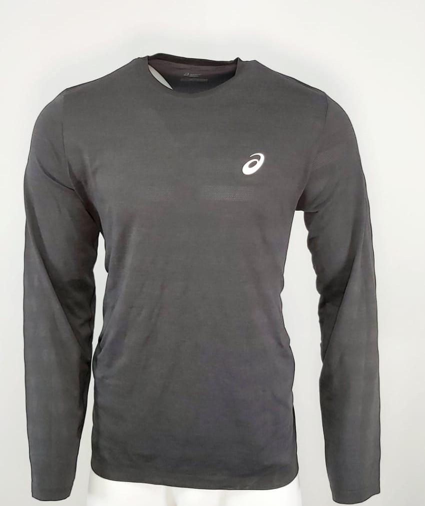 ASICS - Men's Long Sleeve Sport Seamless Running Shirt