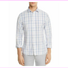 The Men's Store Plaid Long Sleeve Button-Down Shirt