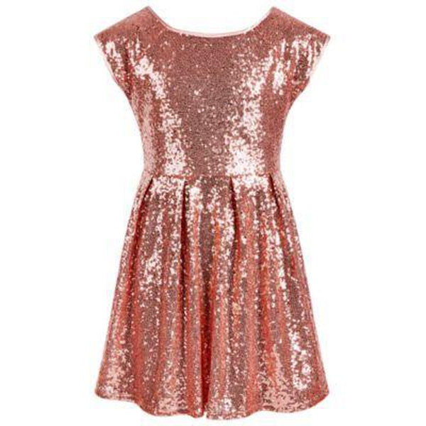 Epic Threads Sequin Dress Pink