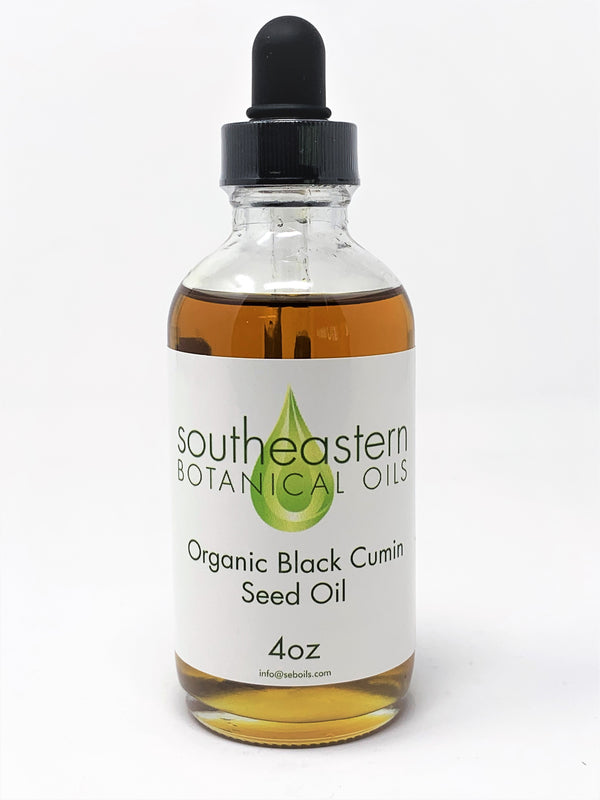 Organic Cold Pressed Black Cumin Seed Oil