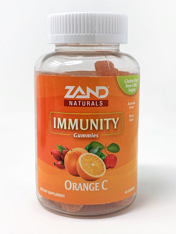 Orange C Gummies (60 Count)