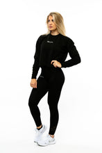 Load image into Gallery viewer, Premium Series Cropped Sweatshirt - DELTA Fitness Apparel