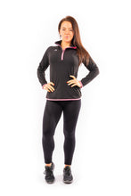 Load image into Gallery viewer, LWL x DELTA Performance Top 1/2 Zip - DELTA Fitness Apparel