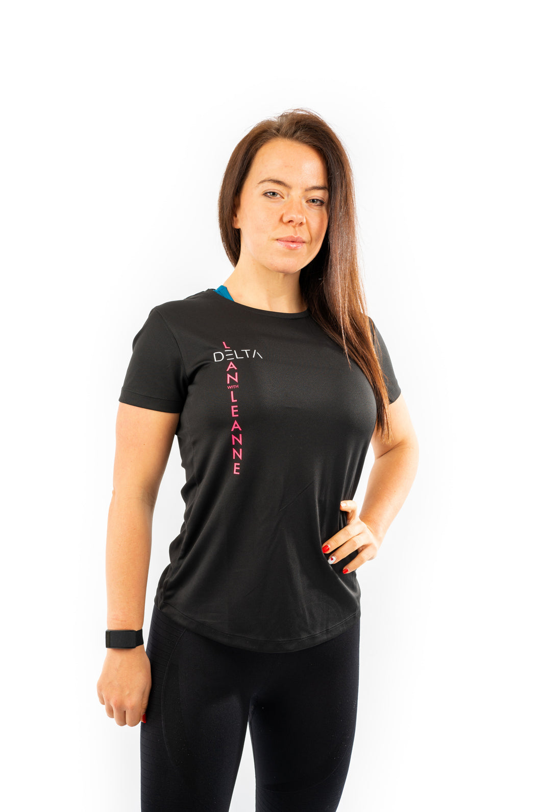 LWL x DELTA Performance Tee - DELTA Fitness Apparel