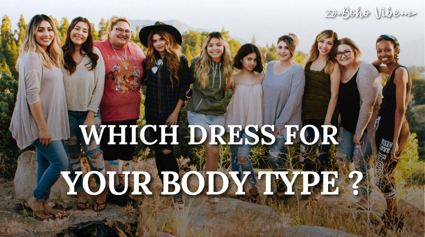 which dress for which body type